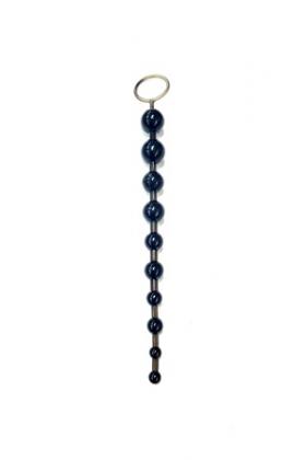 Anal beads con anello di sicurezza
