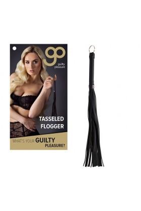 Frusta gp whip nero 39,5 cm